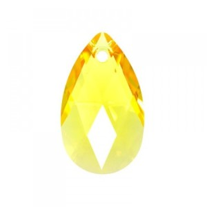 6106 Swarovski Migdał 22mm Pear-shaped Light Topaz