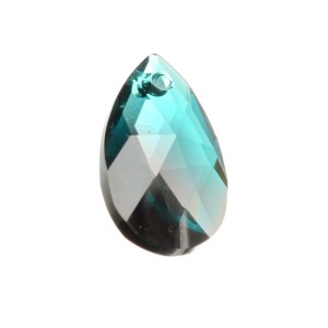 6106 Swarovski Migdał 22mm Pear-shaped Burgund-Blue Zircon Blend