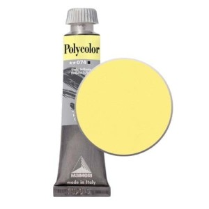 Farba akrylowa w tubce POLYCOLOR 20ml - 074 Brilliant Yellow